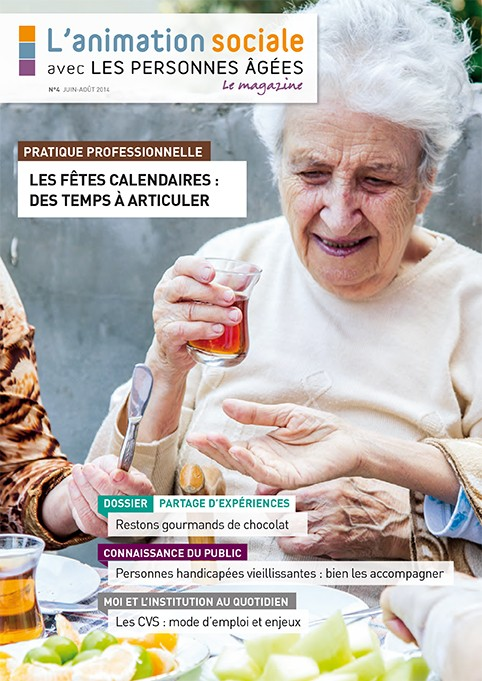 L'animation sociale avec les personnes âgées Couvas11