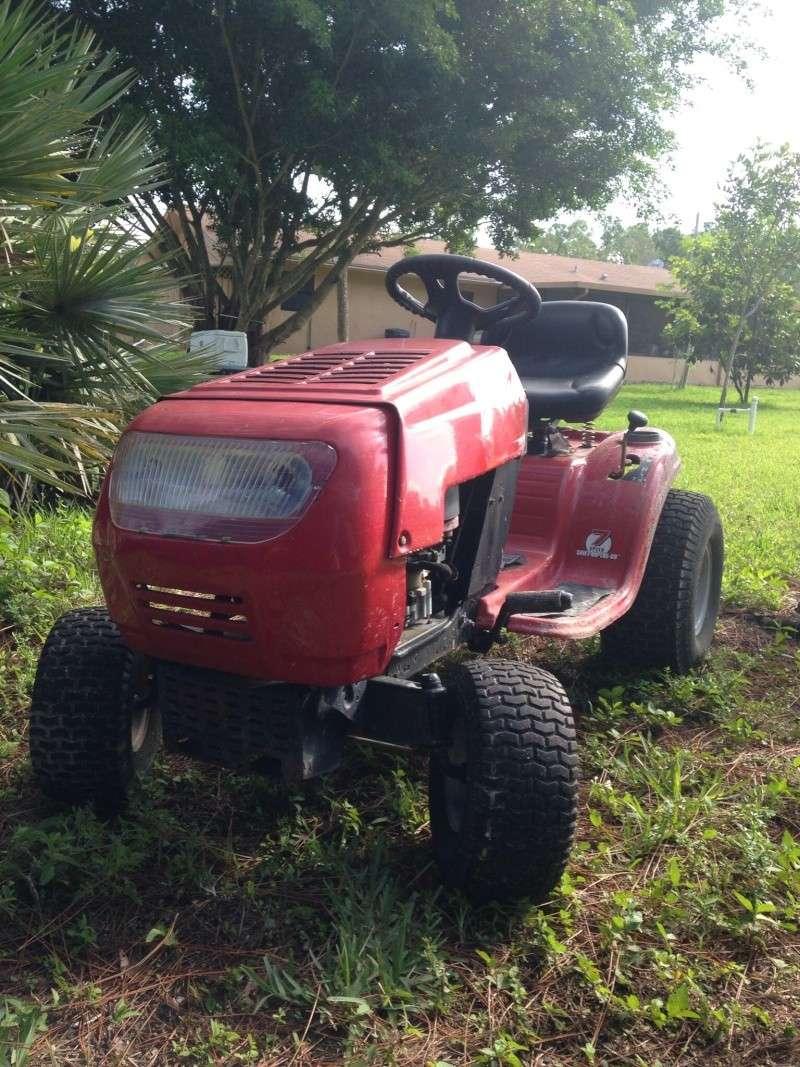 """MTD Mud Mower """"Yard Machines"""" Image17"""