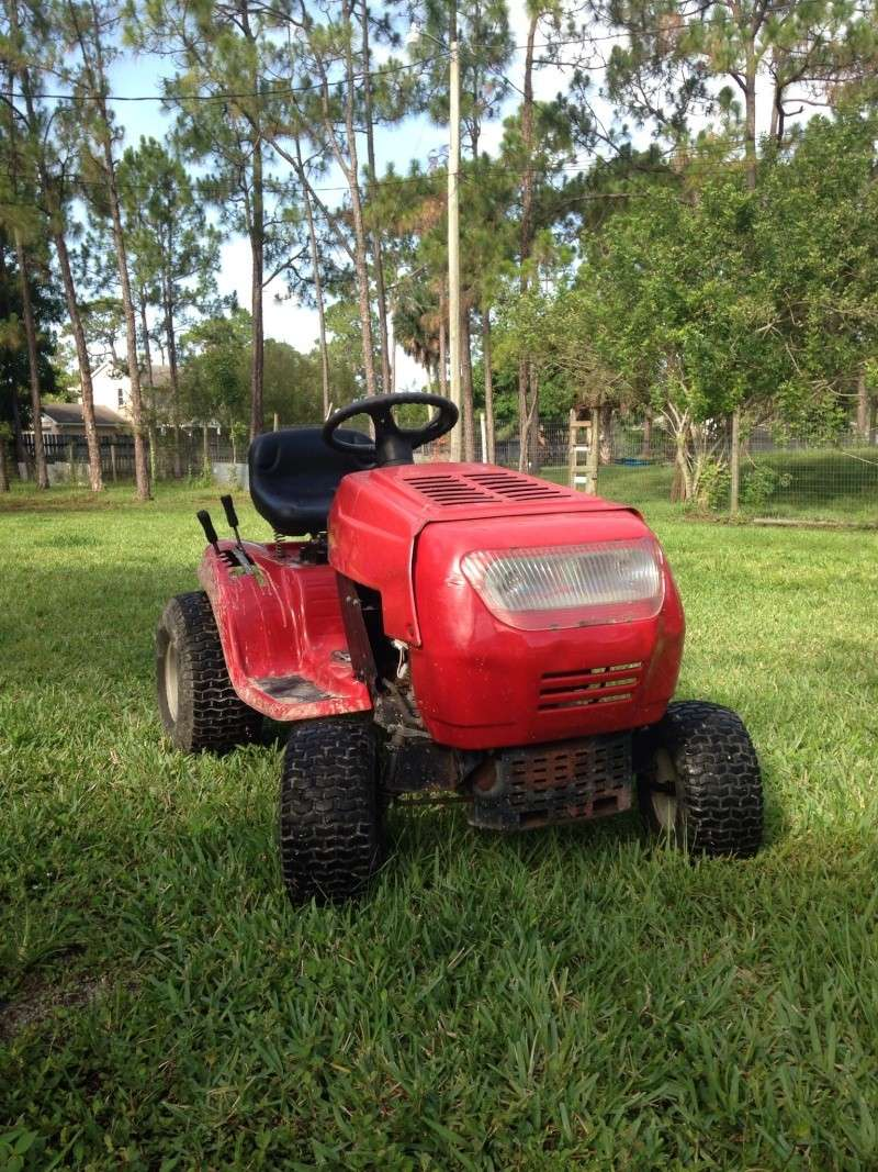 """MTD Mud Mower """"Yard Machines"""" Image18"""