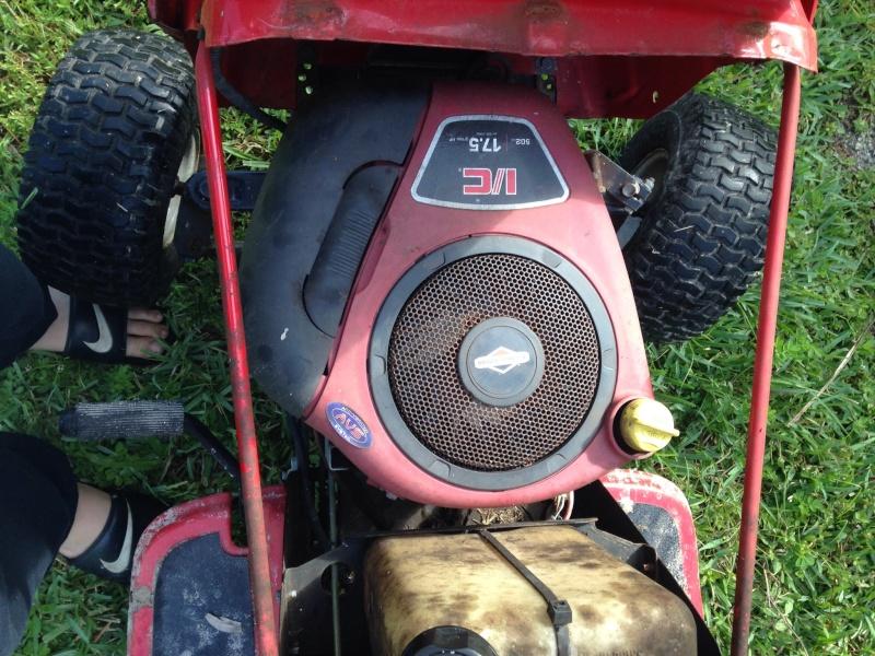 """MTD Mud Mower """"Yard Machines"""" Image19"""