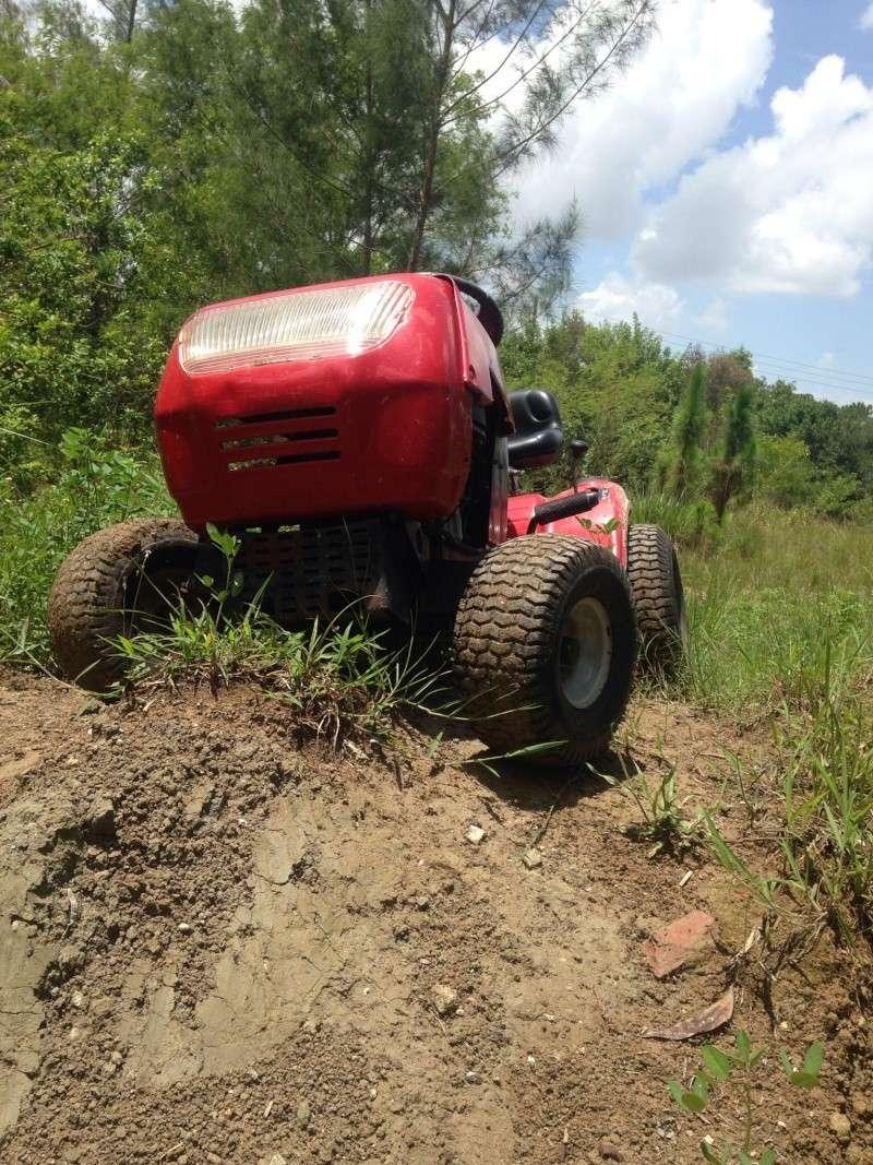 """MTD Mud Mower """"Yard Machines"""" Image20"""