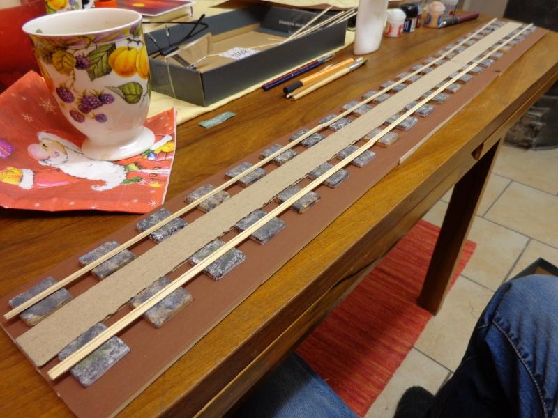 Historisches Gleis Adler Ludwigsbahn, passt zu  OCCRE 1:24 Dsc01532