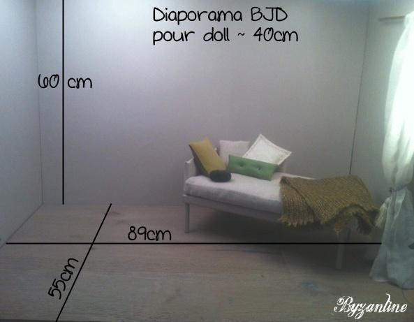 Diorama taille ~ 44cm Diapo10