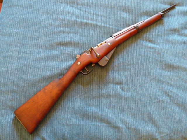 Nombre de mousquetons 1892 M16 produits - Page 4 P1020218