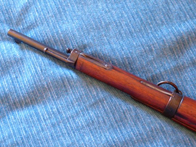 Nombre de mousquetons 1892 M16 produits - Page 4 P1020221