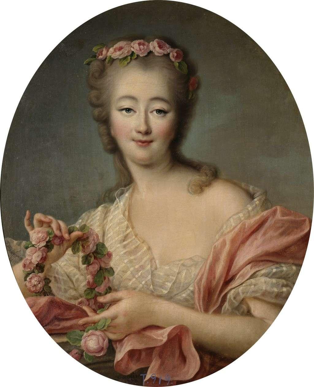 Portraits de Madame du Barry par François-Hubert Drouais - Page 2 Drouai10