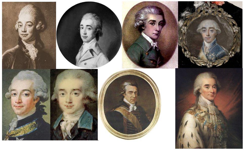 Portraits d'Axel de Fersen Fersen10