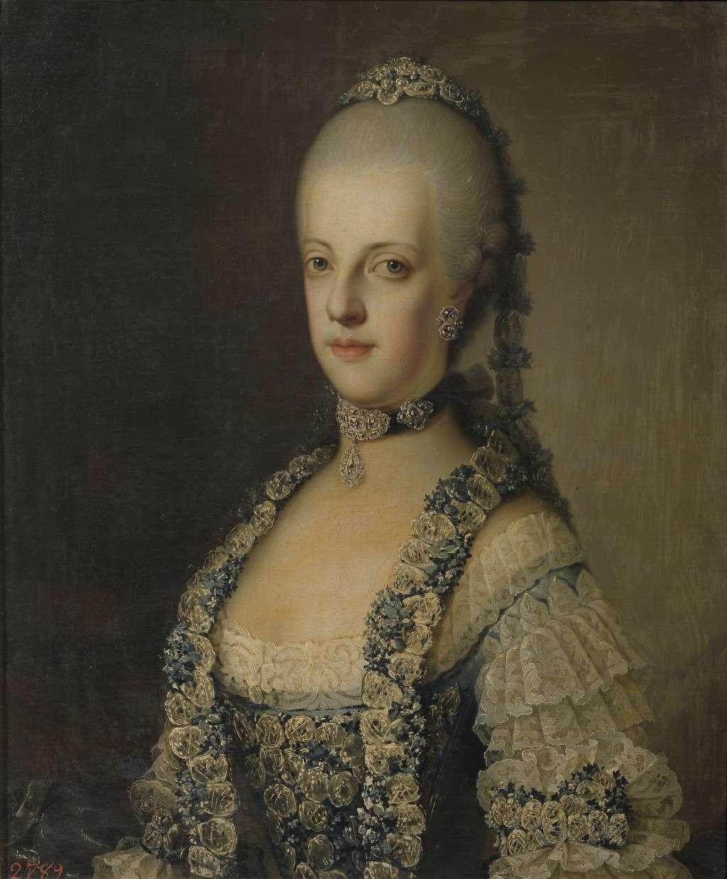 La reine Marie-Caroline de Naples P0238610