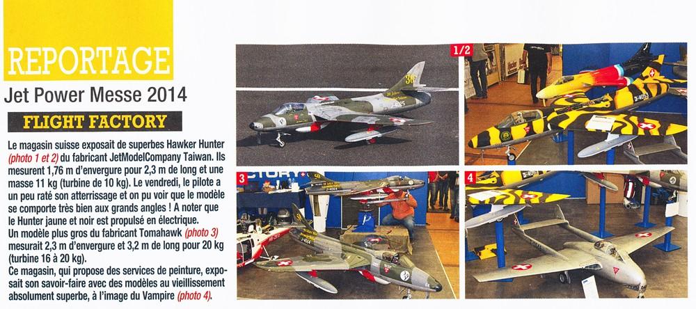 Article Model Mag Novembre 2014  Flight Factory Articl11