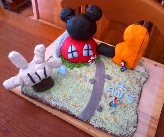 Réaliser un gâteau rigolo à partir d'une photo Gato11