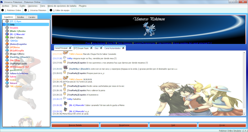 Tema - Pokemon Adventure Chat_p10