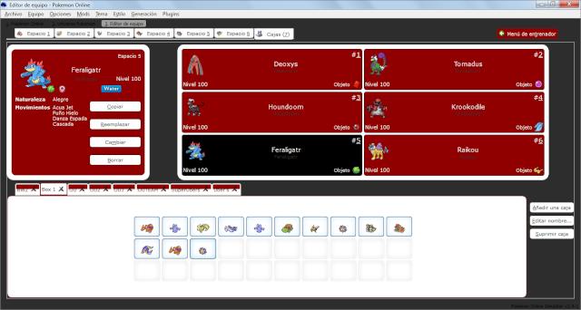 Tema - Trainer Red 2.0 Teambu12