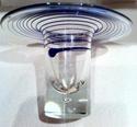 Large Art Glass Design Poss. Blenko? Img_1517