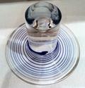 Large Art Glass Design Poss. Blenko? Img_1518