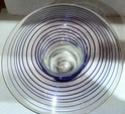 Large Art Glass Design Poss. Blenko? Img_1519