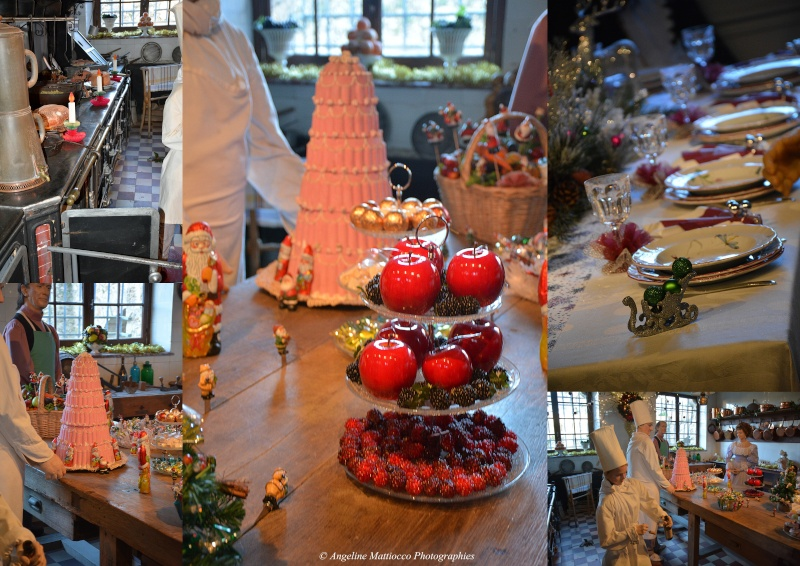 Noél au Chateau de Breteuil, le 28 Décembre 2014 et les photos - Page 5 Cuisin10