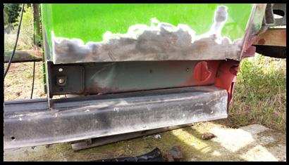 Reconstruction d'une épave... Apres10