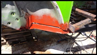 Reconstruction d'une épave... Avanta10