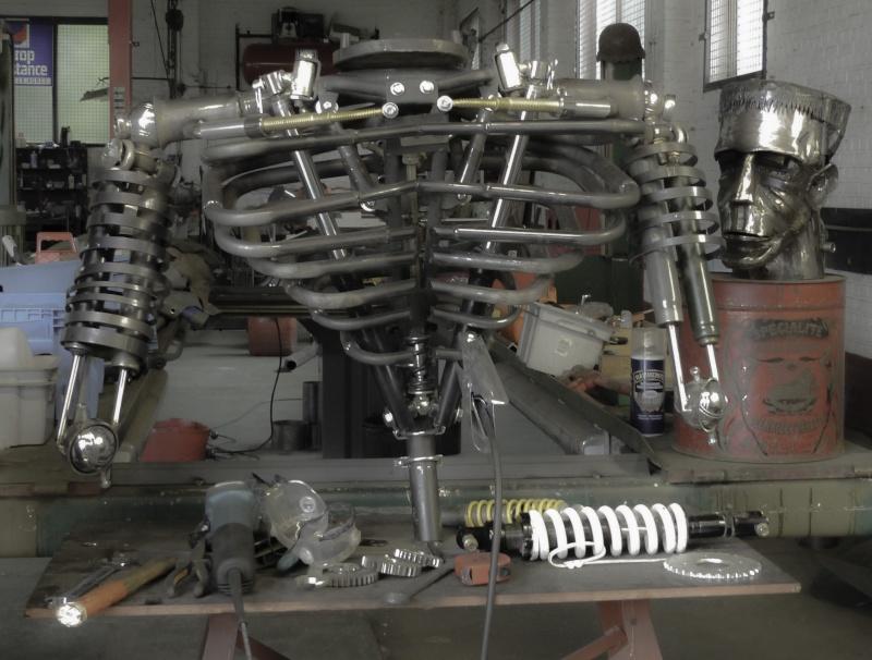 Frankenstein ..Projet en cours P1000510