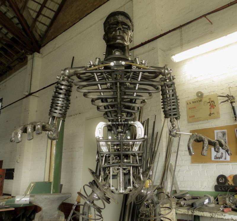 Frankenstein ..Projet en cours P1000512