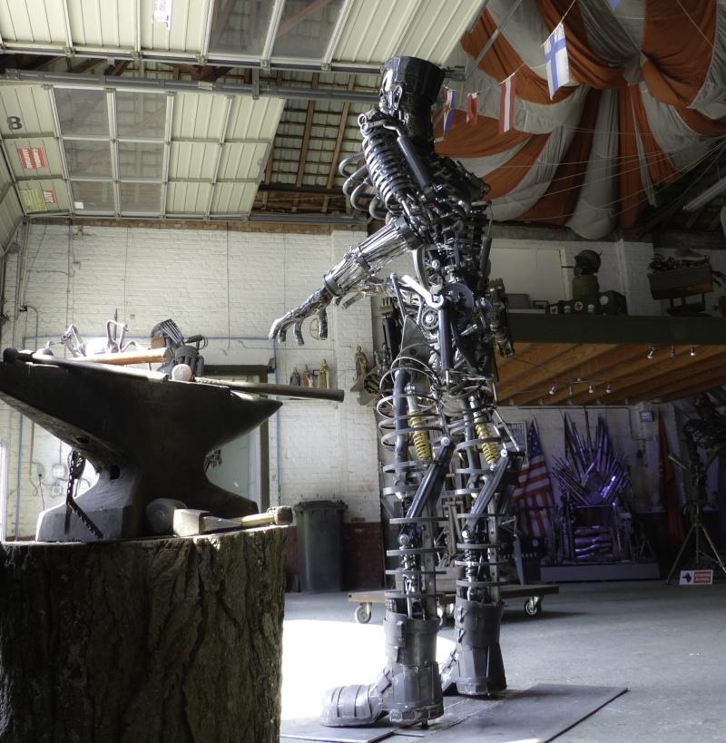 Frankenstein ..Projet en cours P1000612