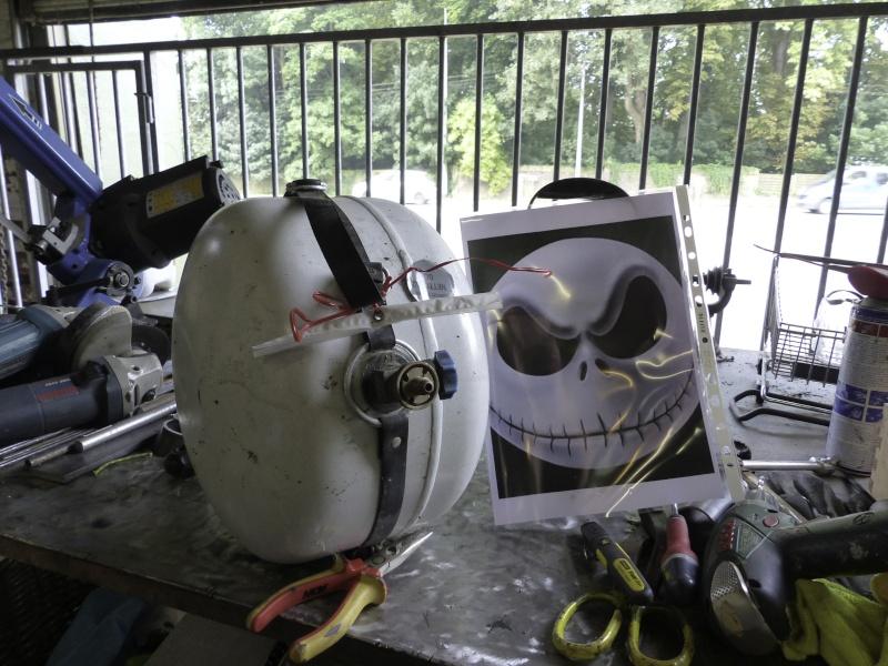 Frankenstein ..Projet en cours P1000713