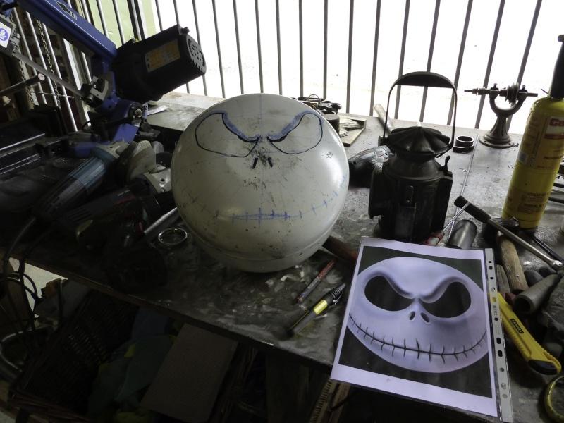 Frankenstein ..Projet en cours P1000714