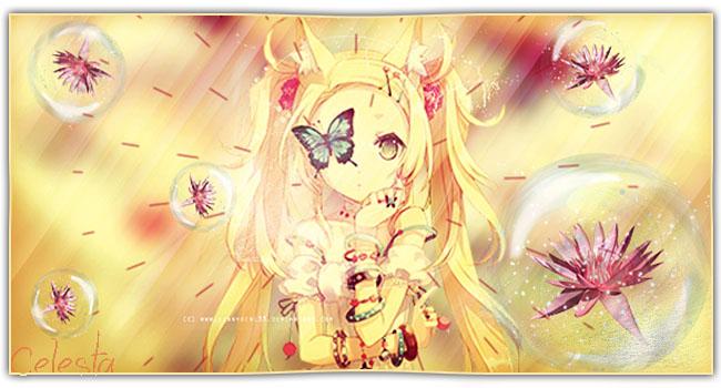 [Princess Of Flower] Signature fleurie Signa_11