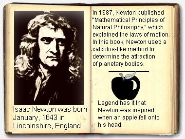 Nature-d 'Isaac Newton10