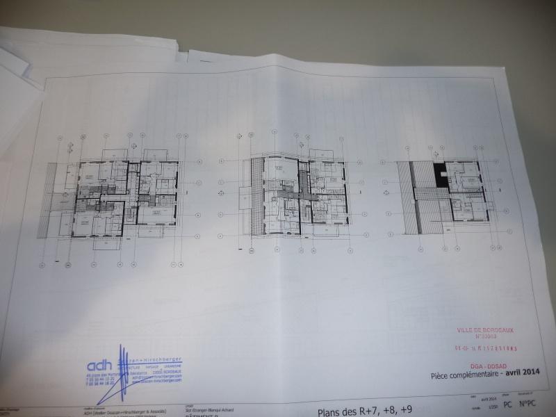 Plans des étages P1060123