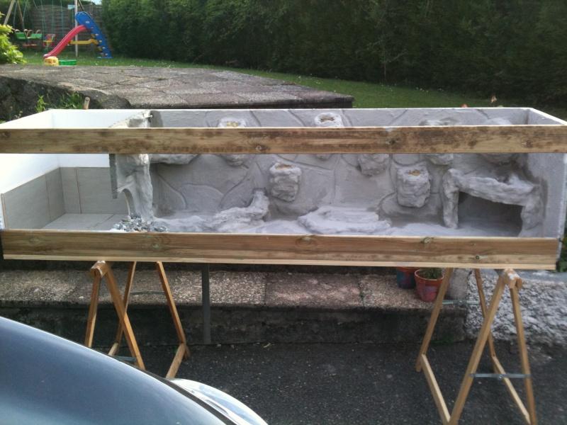 Fabrication de mon terra pour Rhiniclemmys pulcherrima Img_0320