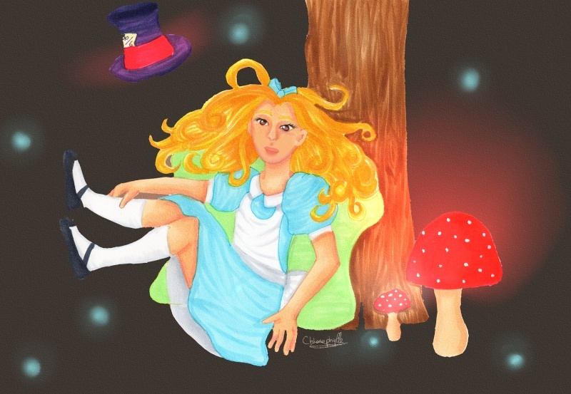 Alice [Chlorophylle]  Alice_10
