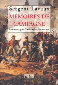 Les mémoires Lavaux10