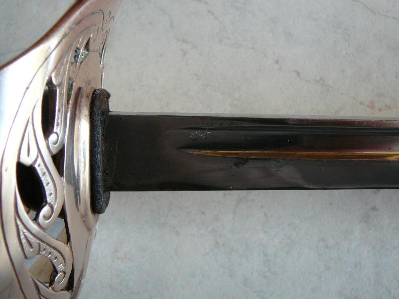 Sabre d'officier de cavalerie modèle 1896 P1260815