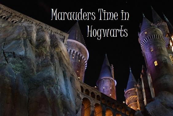 Marauders Time in Hogwarts Banner10
