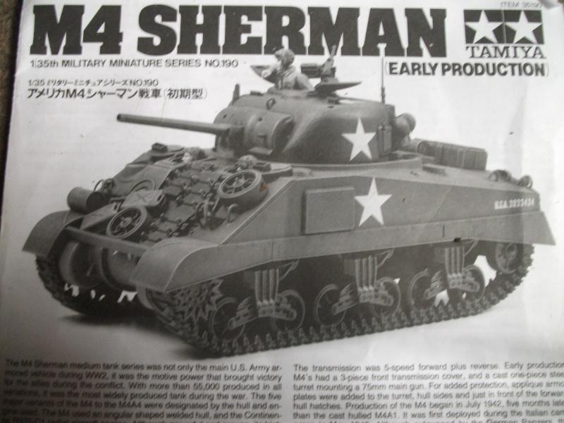 sherman M4 [Tamiya, 1/35] Dscf0047