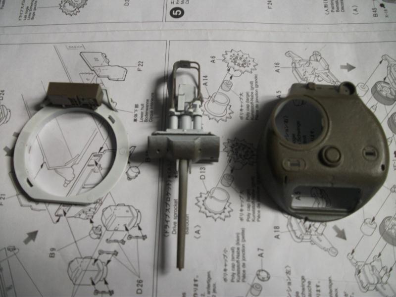 sherman M4 [Tamiya, 1/35] Dscf0050