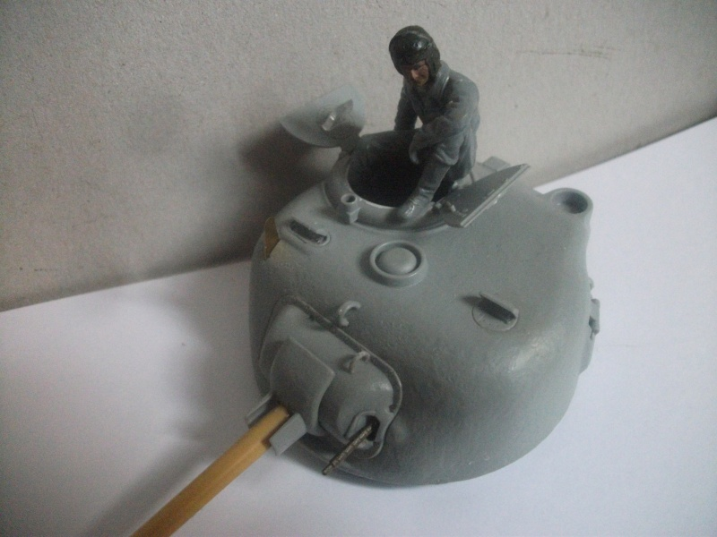 récapitulatif chantiers Sherman au 1/35  suite Dscf0057
