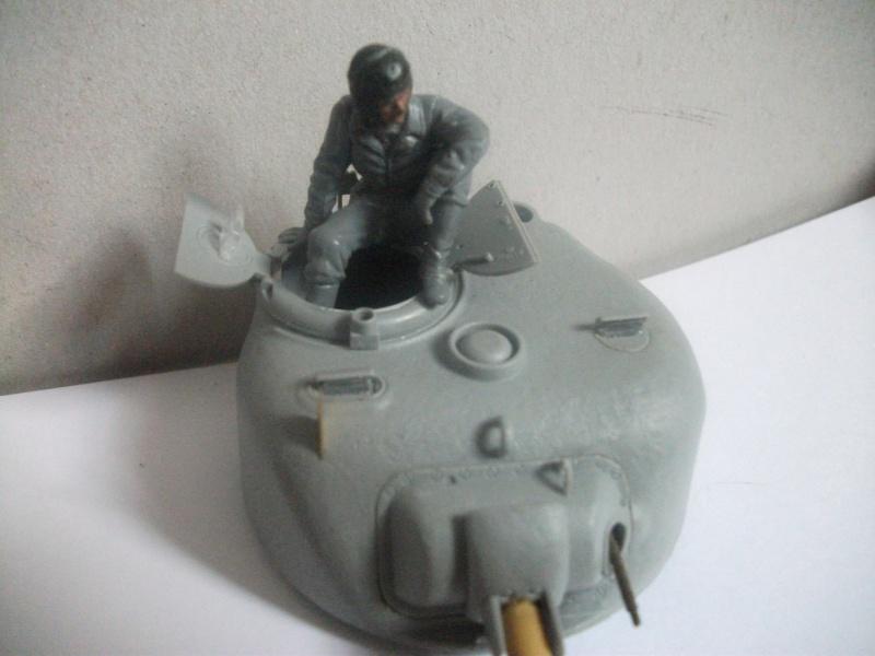 récapitulatif chantiers Sherman au 1/35  suite Dscf0058