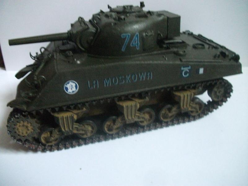 M4 105 Sherman au 1/35 les détails Dscf0065