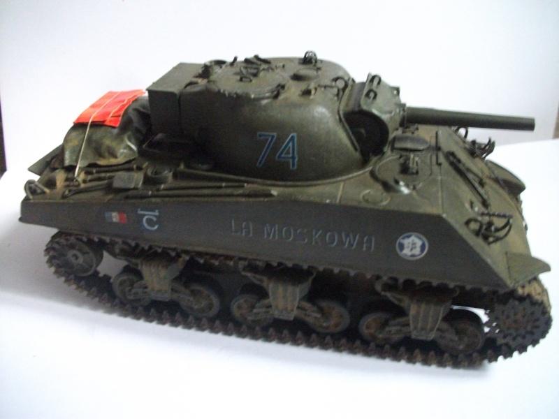 M4 105 Sherman au 1/35 les détails - Page 2 Dscf0071