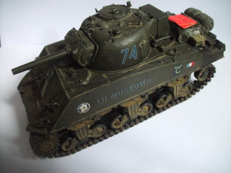 M4 105 1/35 fini Dscf0085