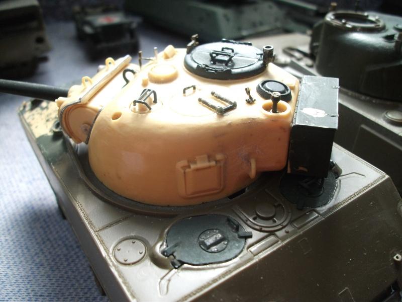 M4 105 Sherman au 1/35 les détails Dscf0116