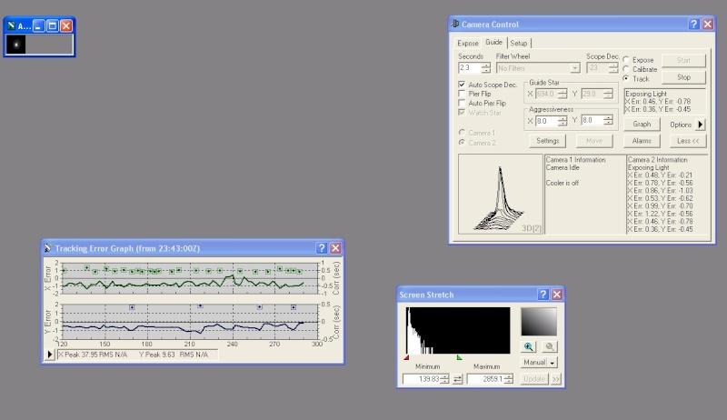 Calibration autoguidage MaximDL ZiGzAG 2014-010