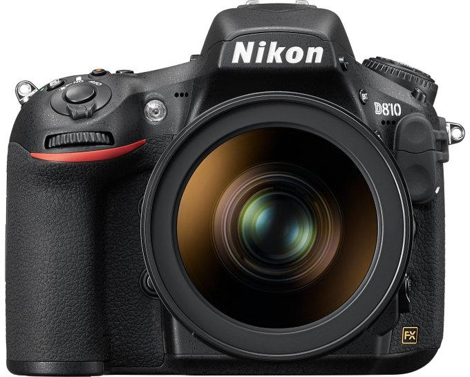 Nikon D810 D81010