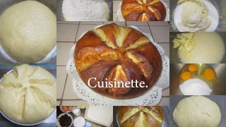 Brioche au beurre + photos.+ photos. 2014-012