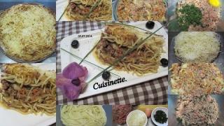 Hachis de viande aux spaghettis.+ photos. Hachi_10