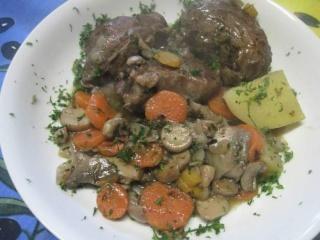 Joues de bœufs aux légumes. + photos. Joues_10