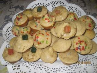 Muffins aux châtaignes et à la cannelle + photos. Muffin10