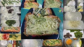 Cake aux asperges et anchois + photos. Plats_10